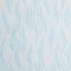 """Обои бумажные """"Водоросли"""" голубые, 0,53 x 10,05 м"""