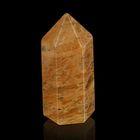 Призма из камня. Дымчатый кварц от 12х33мм/16г:коробка