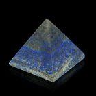 интерьерные сувенирные природные пирамиды из минералов