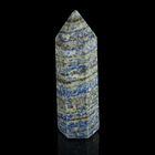 интерьерные сувенирные природные призмы из минералов
