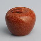 Яблоко от 36мм/70г, авантюрин