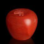 Яблоко от 52мм/220г, оранжевый кварц