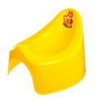 Горшок детский, цвет жёлтый