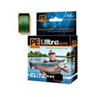 Леска плетёная Aqua Pe Ultra Elite M-8 Dark green, d=0,16 мм, 150 м, нагрузка 11,2 кг