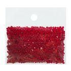 Стразы для алмазной вышивки, 10 гр, не клеевые, круглые d=2,5мм 817 Coral VY DK