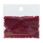 Стразы для алмазной вышивки, 10 гр, не клеевые, круглые d=2,5мм 304 Red VY DK