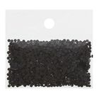 Стразы для алмазной вышивки, 10 гр, не клеевые, круглые d=2,5мм 3371 Black Brown