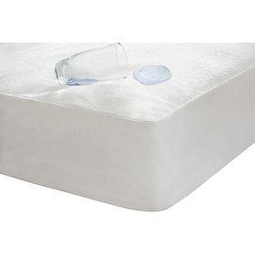 Чехол из махровой ткани Caress, цвет микс, размер 160х200 см