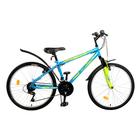 """Велосипед 24"""" Altair MTB HT Junior 24, 2017, цвет синий, размер 14"""""""