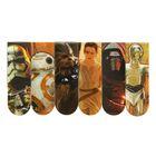 """Набор магнитных закладок """"Звёздные войны"""" (6 штук)"""