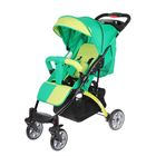 Прогулочная коляска Tetra, цвет зелёный