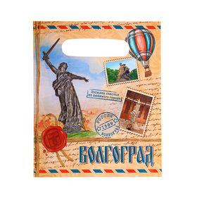 """Пакет полиэтилен """"Волгоград"""", почтовый, 17*20 см"""