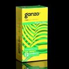 Презервативы «Ganzo» Ultra thin, ультра тонкие, 12 шт