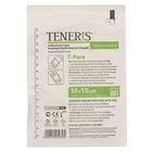 Лейкопластырь TENERIS T-Pore 15х10см фиксир. на нетканой основе с впитывающей подушкой из вискозы