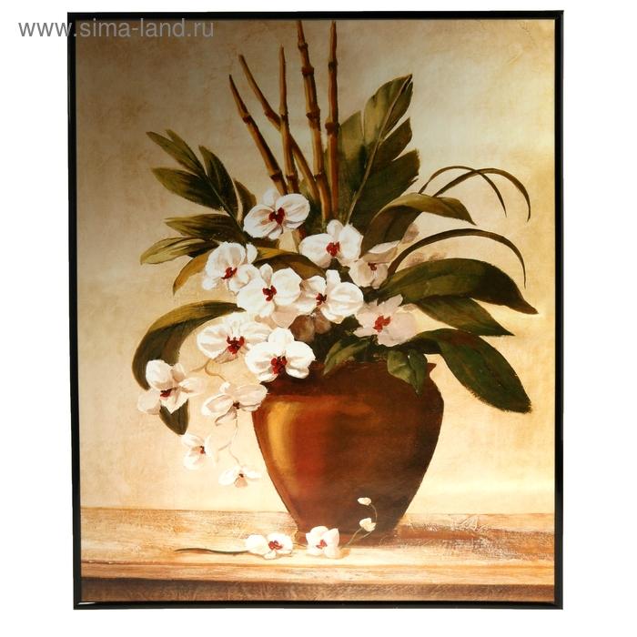 """Картина-постер """"Орхидея"""""""