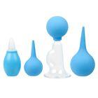 Подарочный набор для ухода за младенцем, 4 предмета: аспиратор, спринцовка, 2 шт., молокоотсос ручной