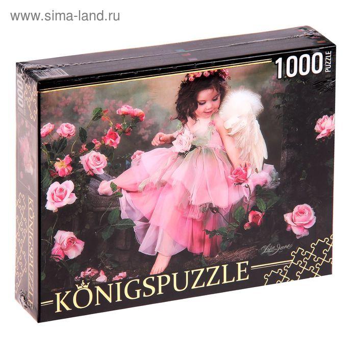 """Пазлы """"Маленикй ангел"""" 1000 эл. МГК1000-6519"""