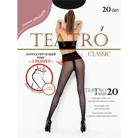 Колготки женские Talia Slim 20 (nero, 4)