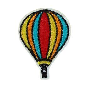 """Термоаппликация """"Воздушный шар"""", 5,5*4см, разноцветная"""