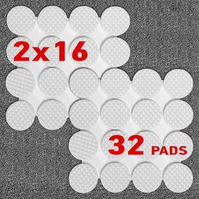 Защитные самоклеющиеся наклейки для мебели, круглые