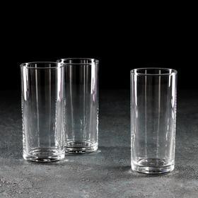 Набор стаканов 290 мл Istanbul, 3 шт