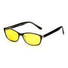 Очки водительские, непогода premium AD019 черно-прозрачный