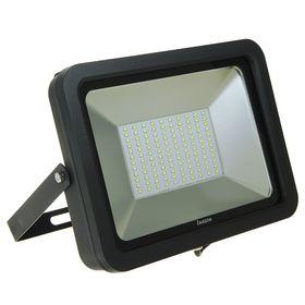 Прожектор светодиодный серия SMD-01, 70W, IP66, 5600Lm, 6500К, 85-220V, БЕЛЫЙ Ош