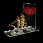 Корабль сувенирный малый «Двухмачтовый», 5,5 × 11,5 × 13,5 см