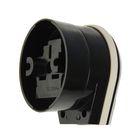 Разъем д/плиты РШ-ВШ, 2P+PE, ОУ, 32 А, 250 В, карболит, черный, SBE-IS2-250-C
