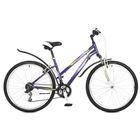"""Велосипед 26"""" Stinger Element Lady, 2017, цвет фиолетовый, размер 17"""""""