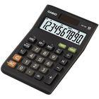 Калькулятор настольный Casio MS-10B 10-разрядный черный