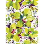 Фотообои Komar 4-942 Акварельные цветы 1,84x2,54 м (состоит из 4 частей)