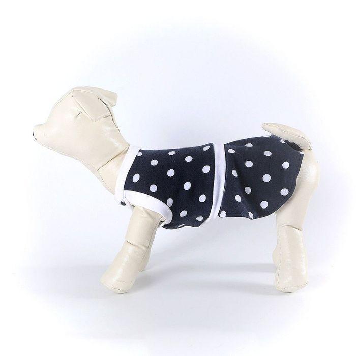 Платье OSSO для собак «Модница», размер 30, микс цветов