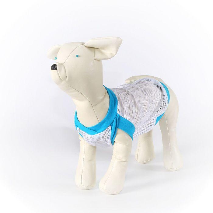 Майка OSSO для собак из сетки, размер 30