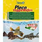 Корм для рыб Tetra Pleco Veggie Wafers 15г