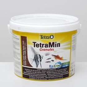 Корм для рыб TetraMin Granules 10л гранулы