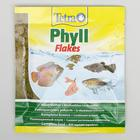 Корм для рыб TetraPhyll 12г пакет растительные хлопья