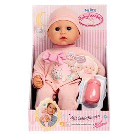 Кукла Baby Annabell с бутылочкой
