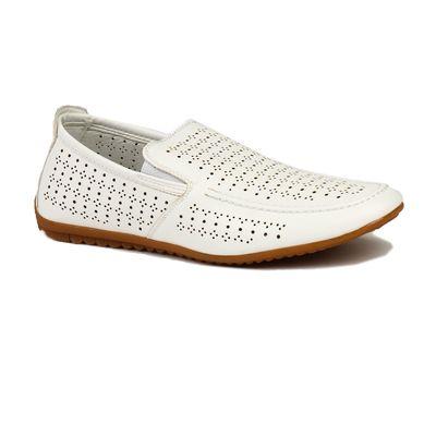 Туфли мужские арт. K131-1C (белый) (р. 40)