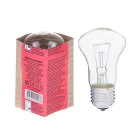 Лампа накаливания М50, 75 Вт, E27, 230 В, КЭЛЗ