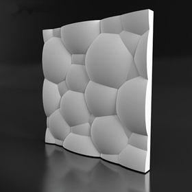 Гипсовая 3D панель Balls 500х500