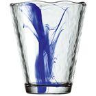 """Олд Фэшн """"Мурано"""", стекло, 265 мл, d= 88, h=100 мм, прозрачный, синий"""
