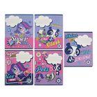 Тетрадь 12 листов линейка Littlest Pet Shop, обложка мелованный картон, полный УФ-лак, МИКС