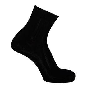 Носки мужские А-014 цвет чёрный, р-р 27