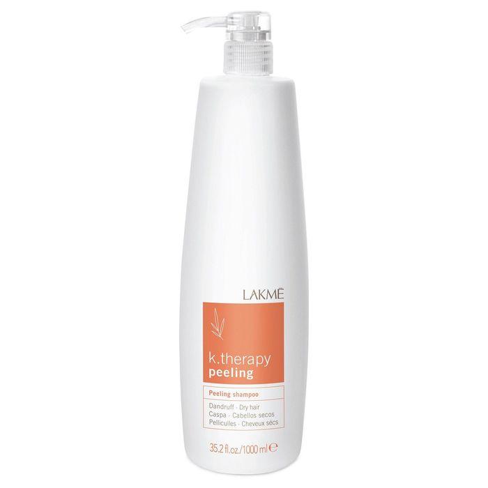 LAKME K.Therapy Шампунь против перхоти для жирных волос, 1 л