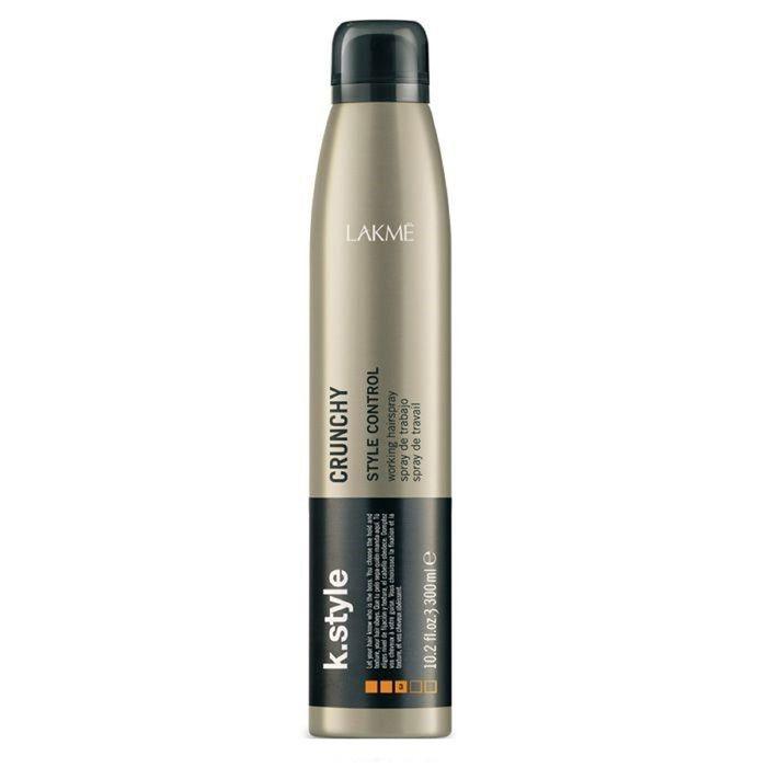 LAKME K.Style CRUNCHY - Спрей для укладки волос, 300 мл