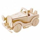"""Конструктор """"Классический автомобиль"""" ROT-015 10.5x5.8x5.6 см"""