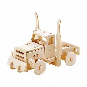 """Конструктор """"Американский грузовик"""" ROT-016   12.5x8x5 см"""