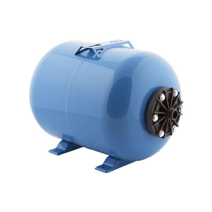 Гидроаккумулятор Джилекс, для систем водоснабжения, горизонтальный, пластиковый фланец, 24 л   23203
