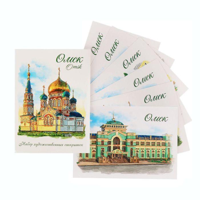 Сувениры в виде открытки